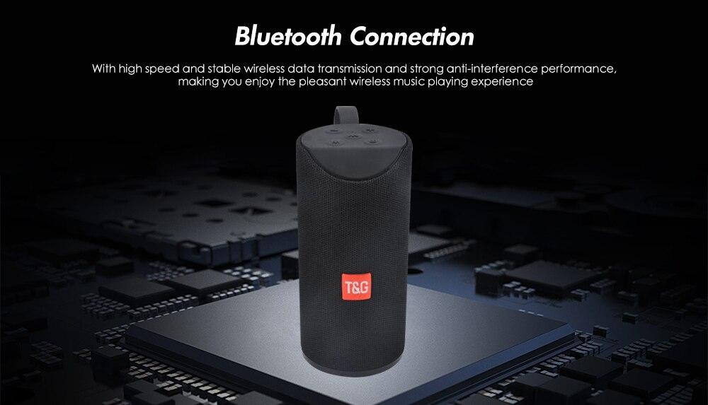Bluetooth Speaker TG113